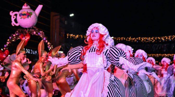 Карнавалът в Струмица